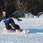 Как научиться кататься на сноуборде?