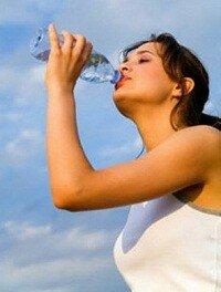 Сколько пить воды, чтобы похудеть?