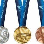 Олимпийские медали 2010 года