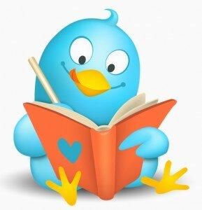 Как в твиттере писать?
