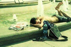 Жаркое лето! Что делать в жару?
