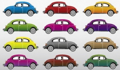 Цвет авто и жизненная позиция его владельца