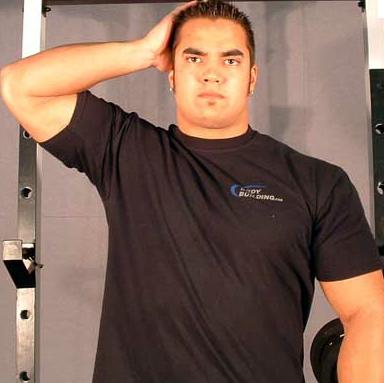 Как накачать шею (как накачать мышцы шеи)?