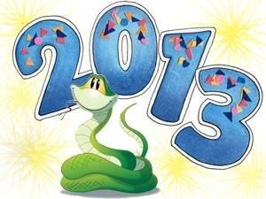 Что подарить на новый 2013 год (подарки на год Змеи)?