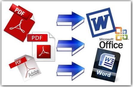 Как перевести Word в PDF или перевести PDF в Word?