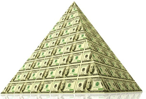 Как заработать на пирамиде?