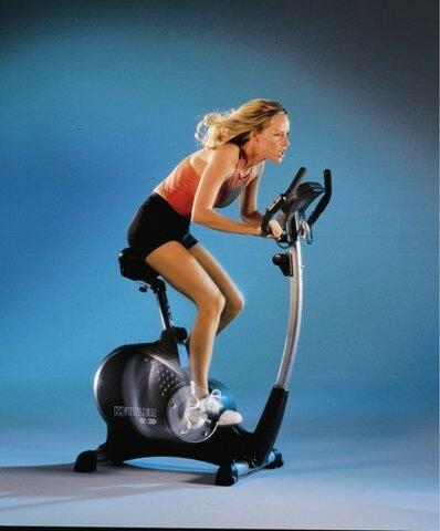 Как заниматься на велотренажере?
