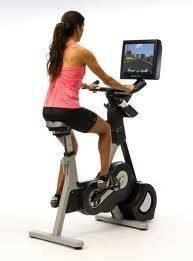 Как накачать ноги на велотренажере?