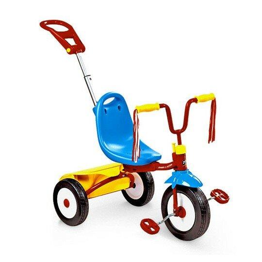 Как подобрать детский трехколесный велосипед?