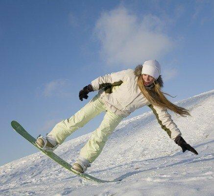 Как не сломать сноуборд?