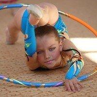 Как обмотать обруч для гимнастики?