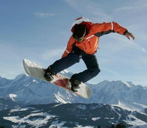 Как определить, где нос у сноуборда?
