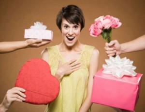Что подарить на 8 марта (подарок на женский день)?
