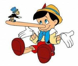 Почему люди лгут?