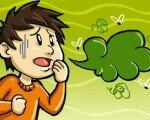 Как избавиться от запаха лука изо рта